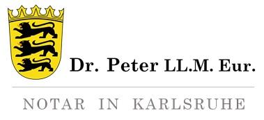 Notar Dr. Peter